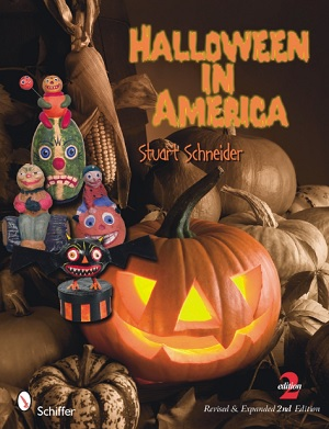 Halloween in America book - Stuart Schneider